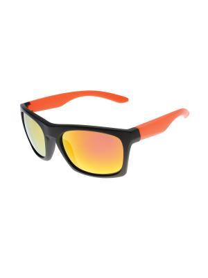 Солнцезащитные очки Olere. Цвет: черный, коралловый, желтый