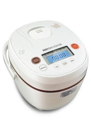 Мультиварка Redmond RMC-01, 350 Вт. Цвет: белый