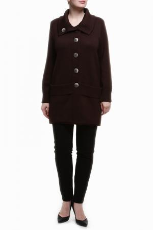 Пиджак Piero Moretti. Цвет: коричневый, оранжевый