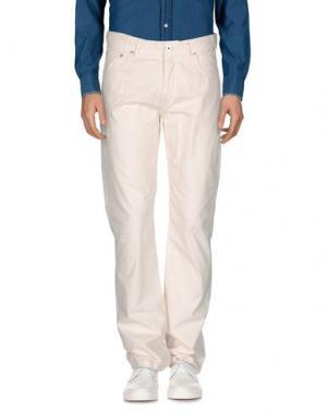 Повседневные брюки ARMATA DI MARE. Цвет: слоновая кость