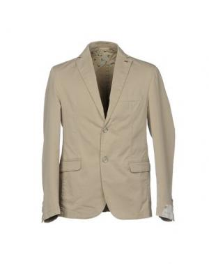 Пиджак BARBATI. Цвет: бежевый