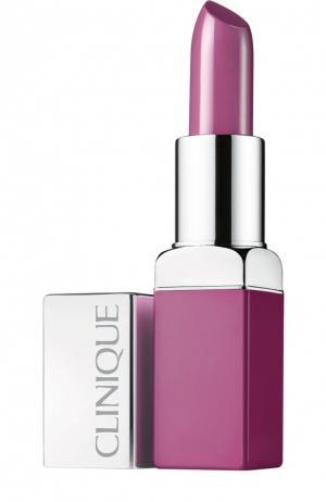 Помада для губ Grape Pop Clinique. Цвет: бесцветный