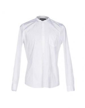 Pубашка MESSAGERIE. Цвет: белый