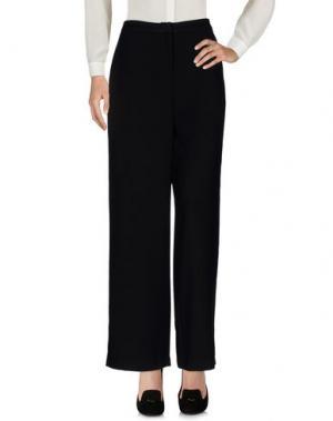 Повседневные брюки FRNCH. Цвет: черный