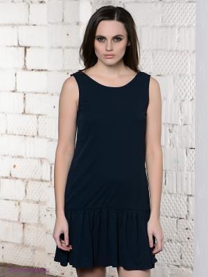Платье PEPE JEANS LONDON. Цвет: темно-синий