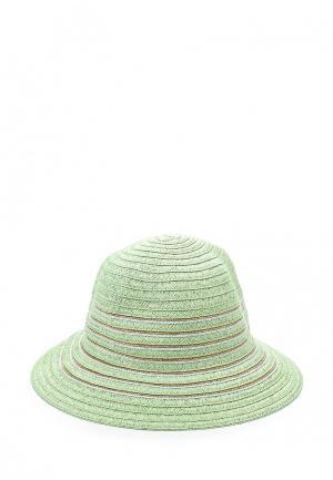 Шляпа Fabretti. Цвет: зеленый