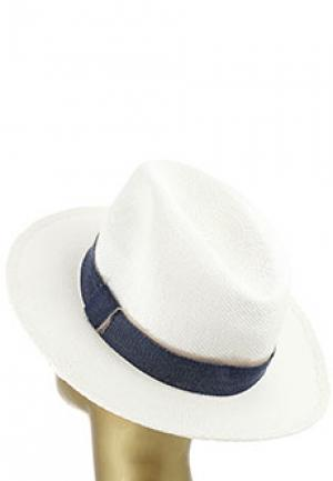 Шляпа ELEVENTY. Цвет: белый