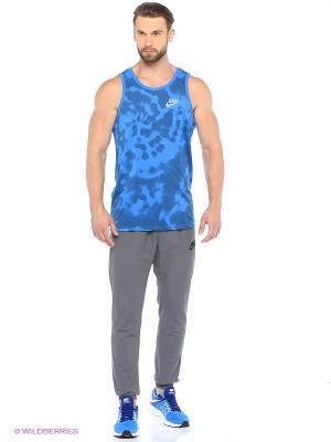 Брюки M NSW JGGR PLAYERS WVN Nike. Цвет: серый