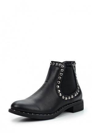 Ботинки Fersini. Цвет: черный