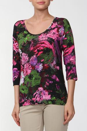 Блуза Marly's. Цвет: мультицвет