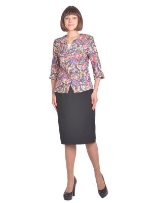 Жакет Томилочка Мода ТМ. Цвет: сиреневый