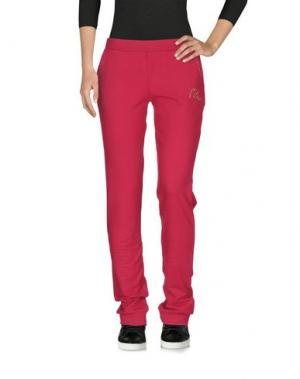 Повседневные брюки ALVIERO MARTINI 1a CLASSE EASYWEAR. Цвет: фуксия