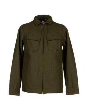 Куртка ALTAMONT. Цвет: зеленый-милитари