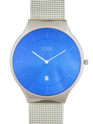 Часы STORM REESE XL LAZER BLUE 47320/LB Storm.. Цвет: синий,серебристый