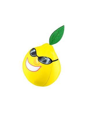 Один Лимон Ваш подарок. Цвет: желтый