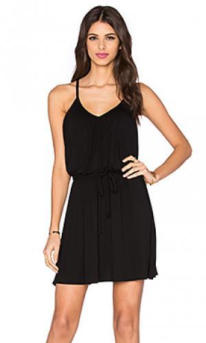 Мини платье Bella Luxx. Цвет: черный