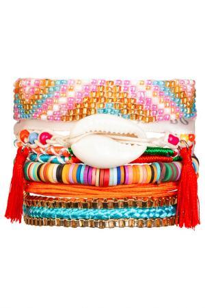 Bracelet Bondi Born Australia. Цвет: multicolor
