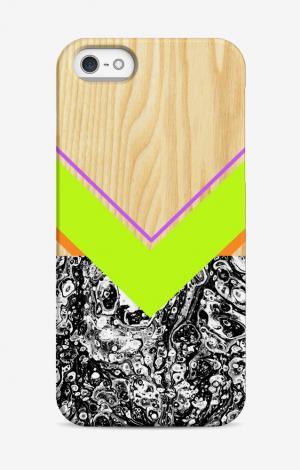 Чехол для iPhone 5 Разноцветный Sahar cases