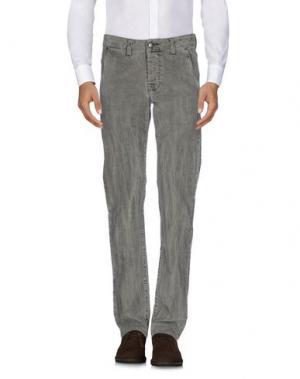 Повседневные брюки PT05. Цвет: зеленый-милитари