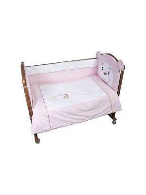 Комплект Умка 3 предмета Сонный гномик. Цвет: розовый
