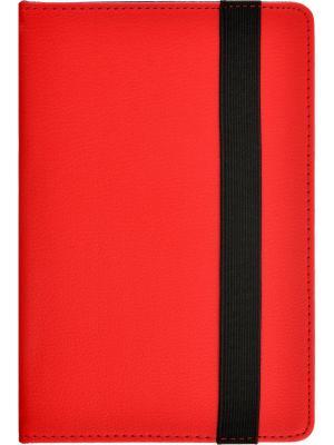 Универсальный чехол-книжка ProShield Universal для планшетов с экраном 7 дюймов. Цвет: красный