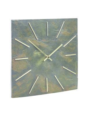 Часы Arabian Gardman. Цвет: бронзовый, серый