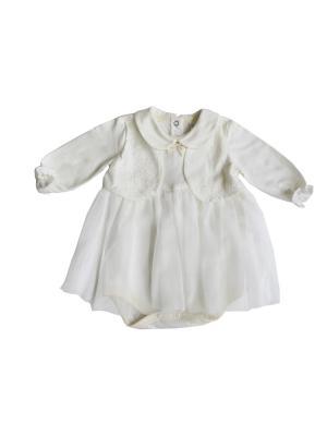 Боди - платье длинный рукав Soni kids