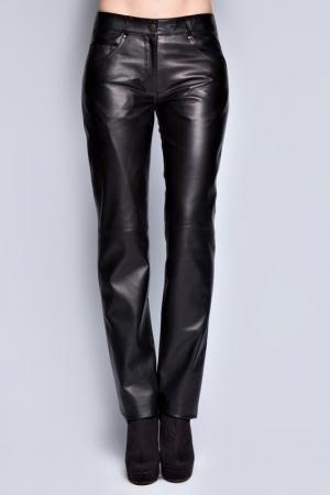 PANTS John & Yoko. Цвет: black