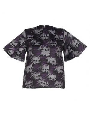 Блузка JIJIL. Цвет: фиолетовый
