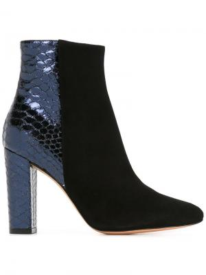 Ботинки Kristo Jean-Michel Cazabat. Цвет: чёрный