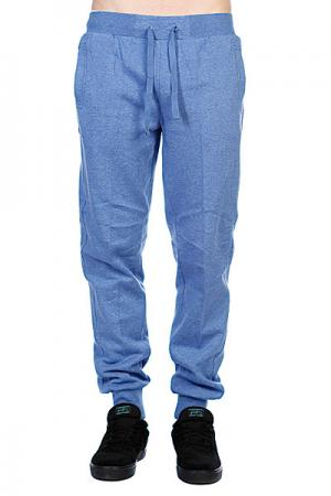 Штаны прямые  Ss14 Spray Dye Sweatpants Sky Blue Urban Classics. Цвет: голубой