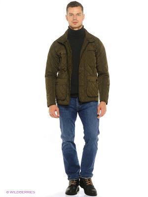 Куртка демисезонная Tenson. Цвет: хаки