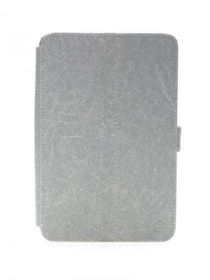Чехол-книжка Norton универсальный 7 (199х122 мм) с уголками (серый) Norton.. Цвет: серый