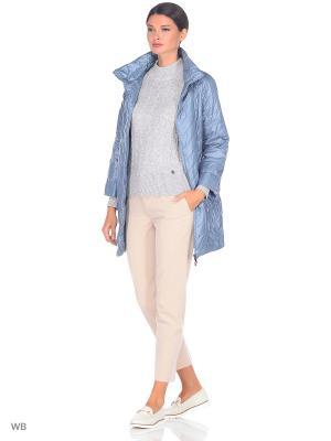 Куртка WINTERRA. Цвет: голубой