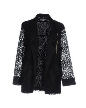 Легкое пальто HEIMSTONE. Цвет: черный