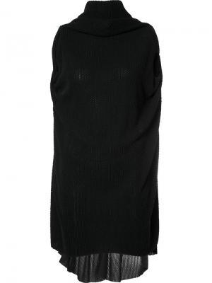Платье orist Drape Maticevski. Цвет: синий