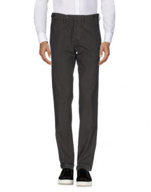 Повседневные брюки JEY COLE MAN. Цвет: серый