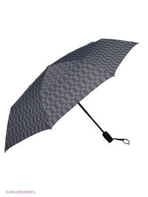 Зонт Eleganzza. Цвет: темно-серый