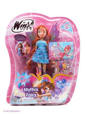 Кукла Winx Club Мификс Блум. Цвет: голубой