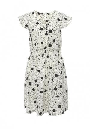 Платье Emoi. Цвет: белый