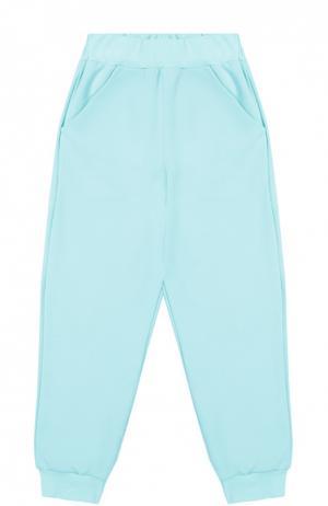 Спортивные брюки Flashin. Цвет: ментоловый
