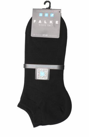 Хлопковые носки Cool 24/7 Falke. Цвет: черный