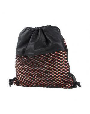 Рюкзаки и сумки на пояс MANILA GRACE. Цвет: черный