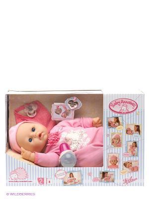 Игрушка Baby Annabell Кукла с мимикой, 46 см, кор. ZAPF. Цвет: розовый