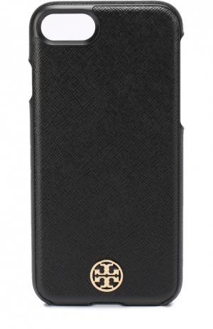 Чехол Robinson для iPhone 7 Tory Burch. Цвет: черный