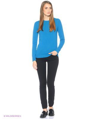 Джемпер United Colors of Benetton. Цвет: голубой