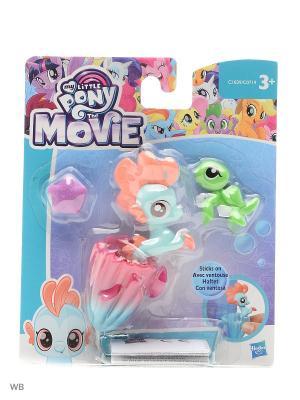 Mlp Мерцание пони-подружки My Little Pony. Цвет: бирюзовый, фуксия