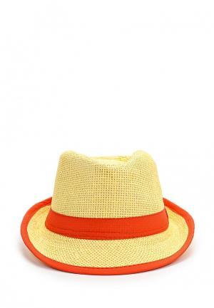 Шляпа Modis. Цвет: желтый