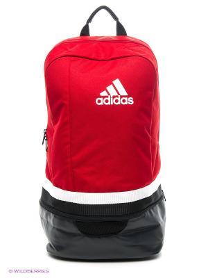 Рюкзак TIRO BP Adidas. Цвет: красный