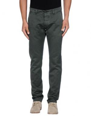 Повседневные брюки MACCHIA J. Цвет: темно-зеленый